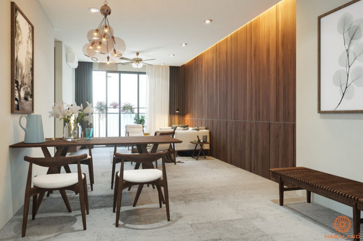Nhà mẫu căn hộ Tara Residence