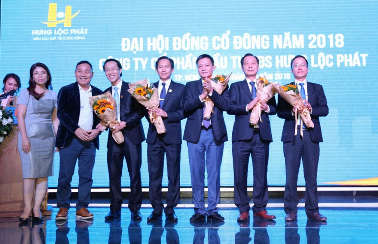 chủ đầu tư Hưng Lộc Phát Complex