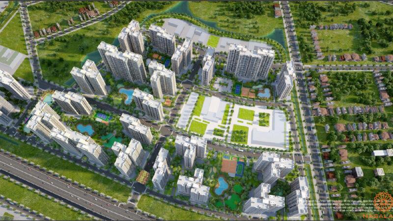 Đầu tư căn hộ Origami S10 - Mặt bằng tổng thể