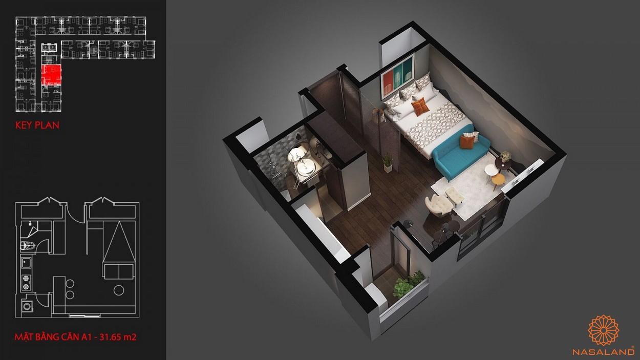 Thiết kế dự án căn hộ Luxcity quận 7