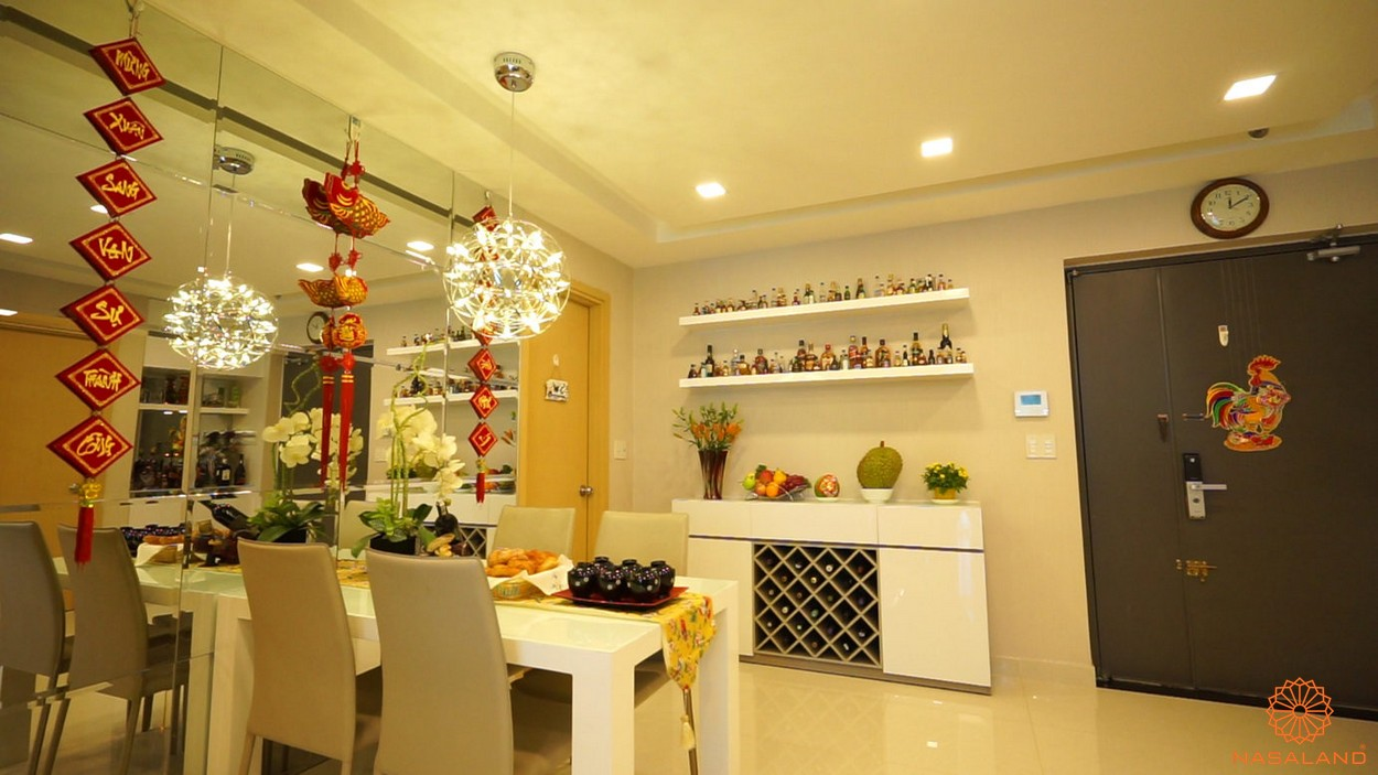Nhà mẫu dự án căn hộ An Gia Garden Quận Tân Phú