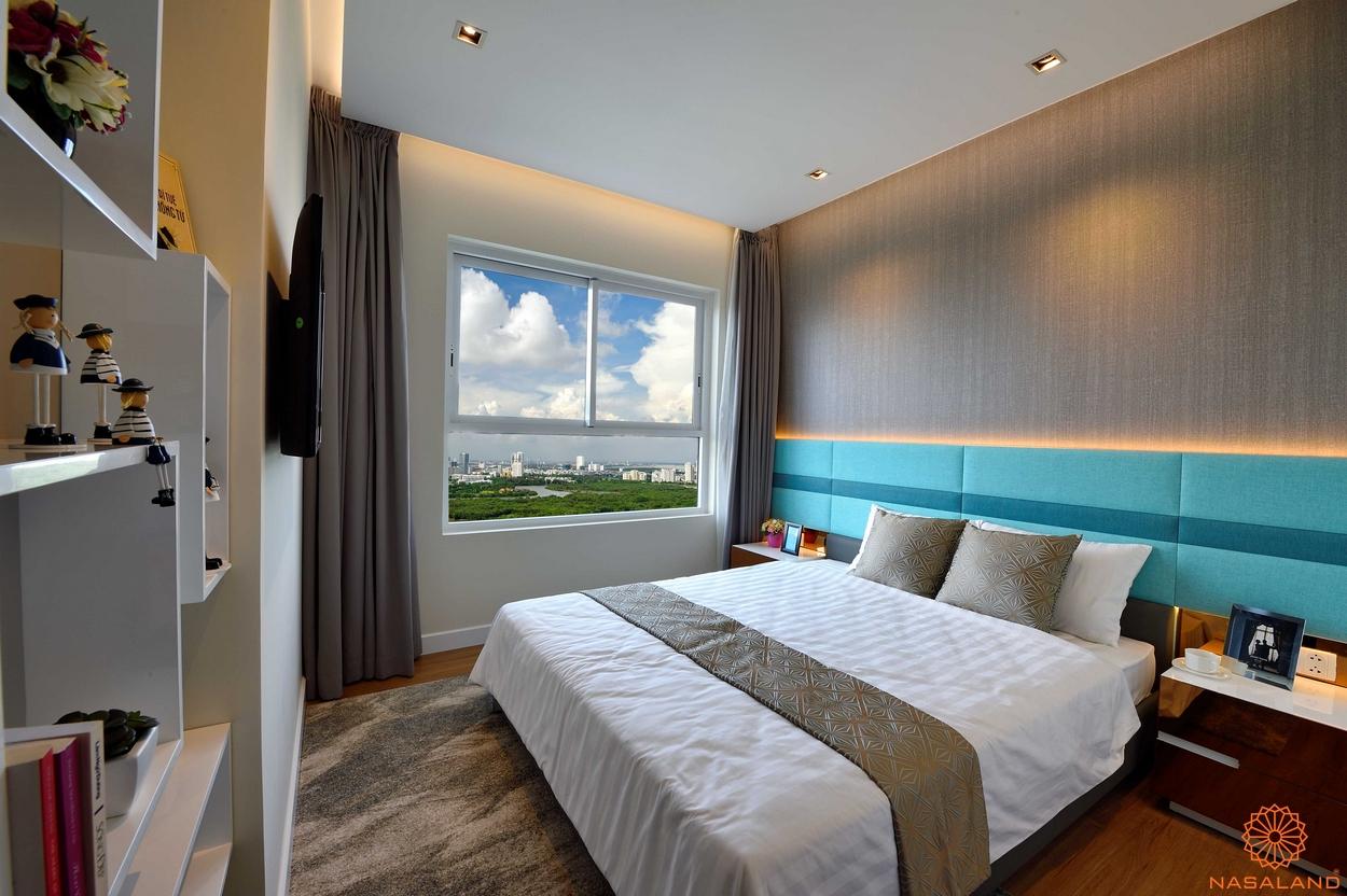 phòng ngủ tại Dragon Hill Nhà Bè