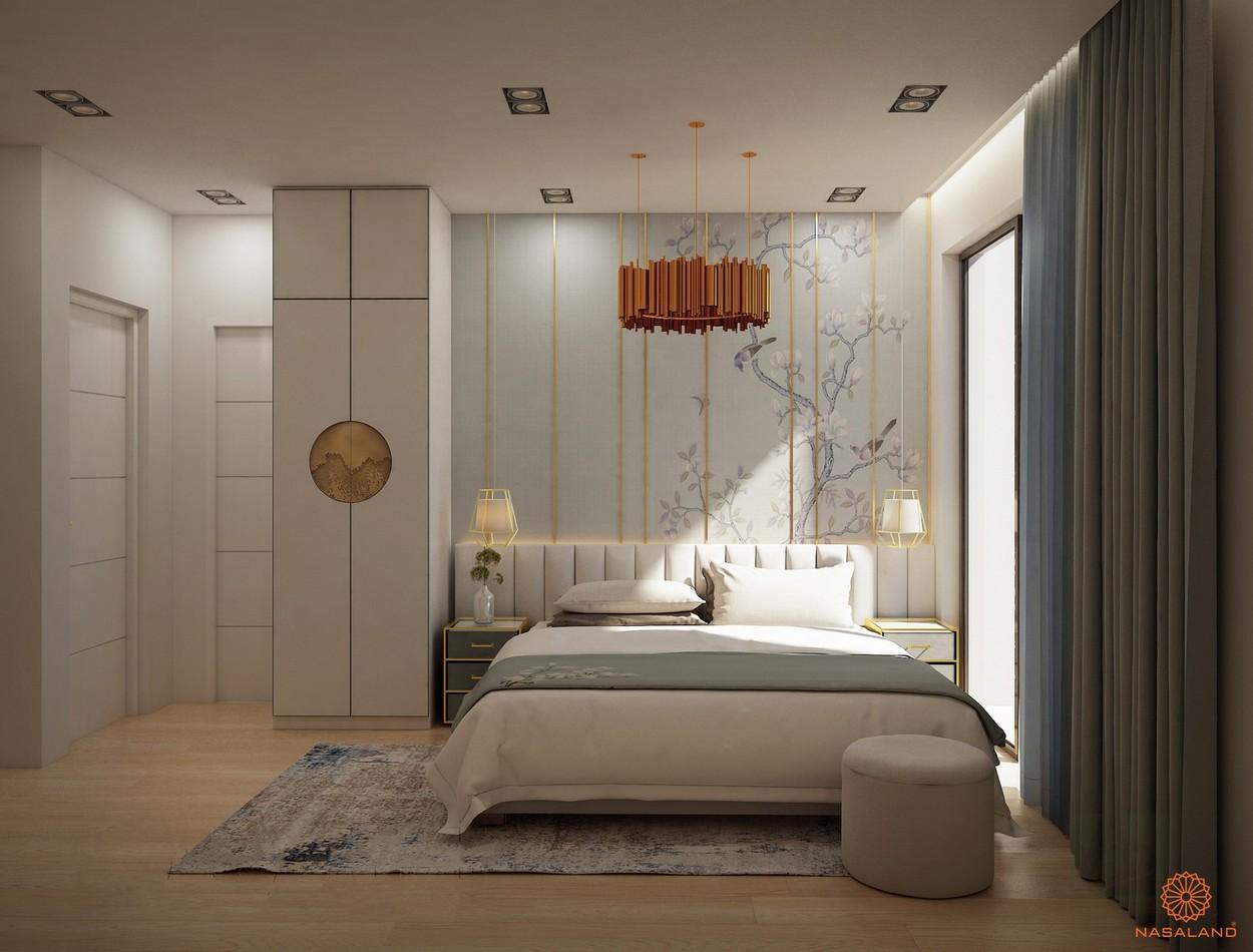 Nhà mẫu dự án căn hộ D Homme quận 6