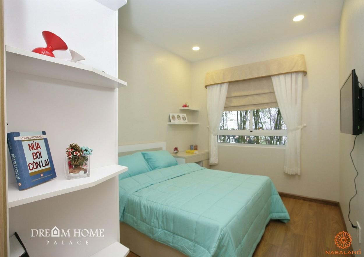 Nhà mẫu căn hộ dự án Dream Home Palace quận 8