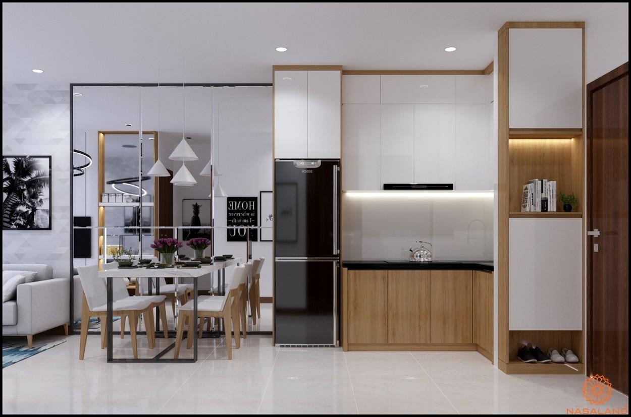 Nhà mẫu của dự án căn hộ Bcons Green View