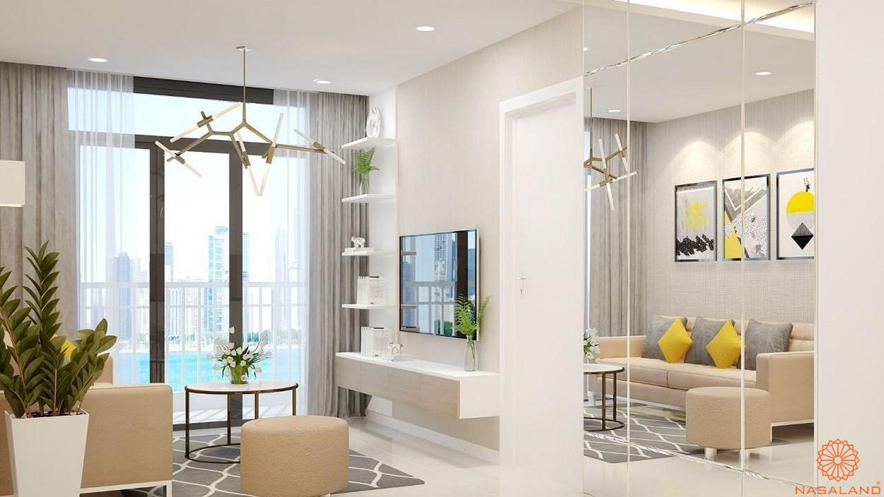 Nhà mẫu dự án căn hộ High Intela