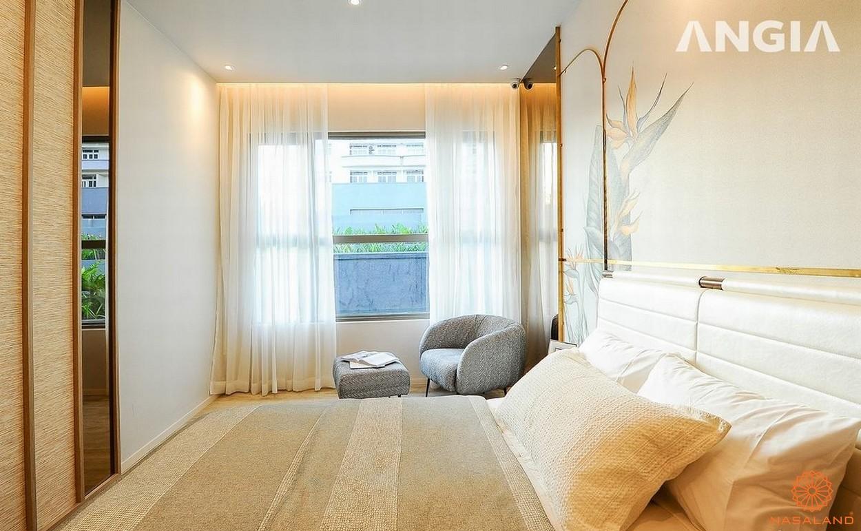 Nhà mẫu dự án căn hộ West Gate Bình Chánh phòng ngủ