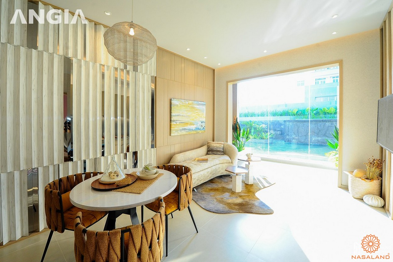 Nhà mẫu dự án căn hộ West Gate Bình Chánh