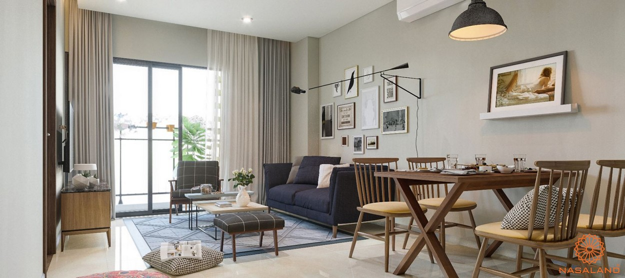 Nhà mẫu căn hộ Tara Residence 1PN