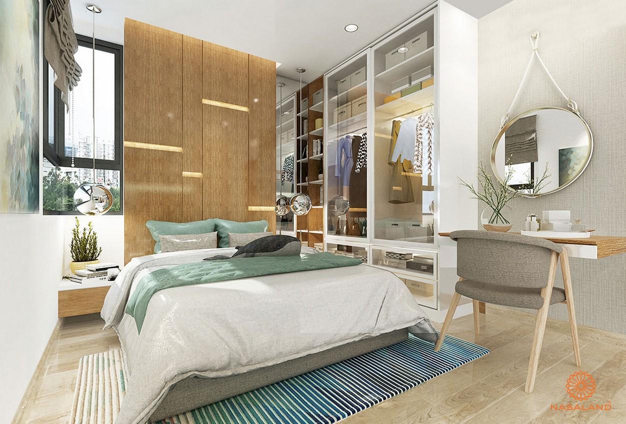 Nhà mẫu phòng ngủ dự án căn hộ Picity quận 12