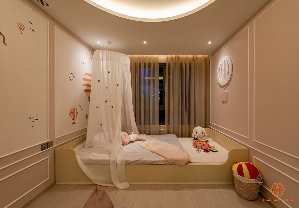 Nhà mẫu phòng ngủ trẻ em tại The Standard