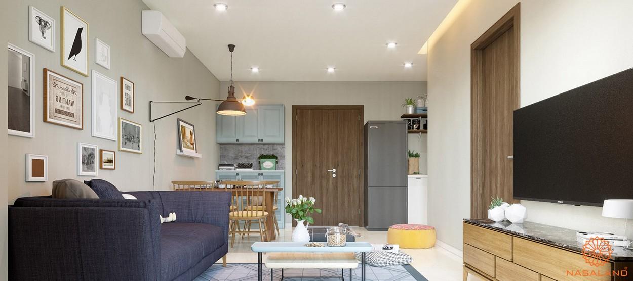 Nội thất căn hộ Tara Residence