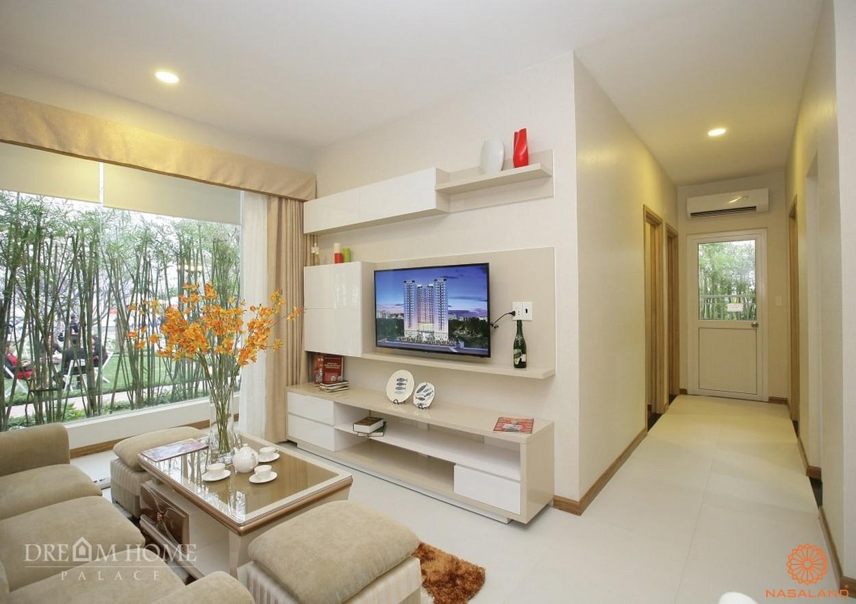 Nội thất căn hộ dự án Dream Home Palace quận 8