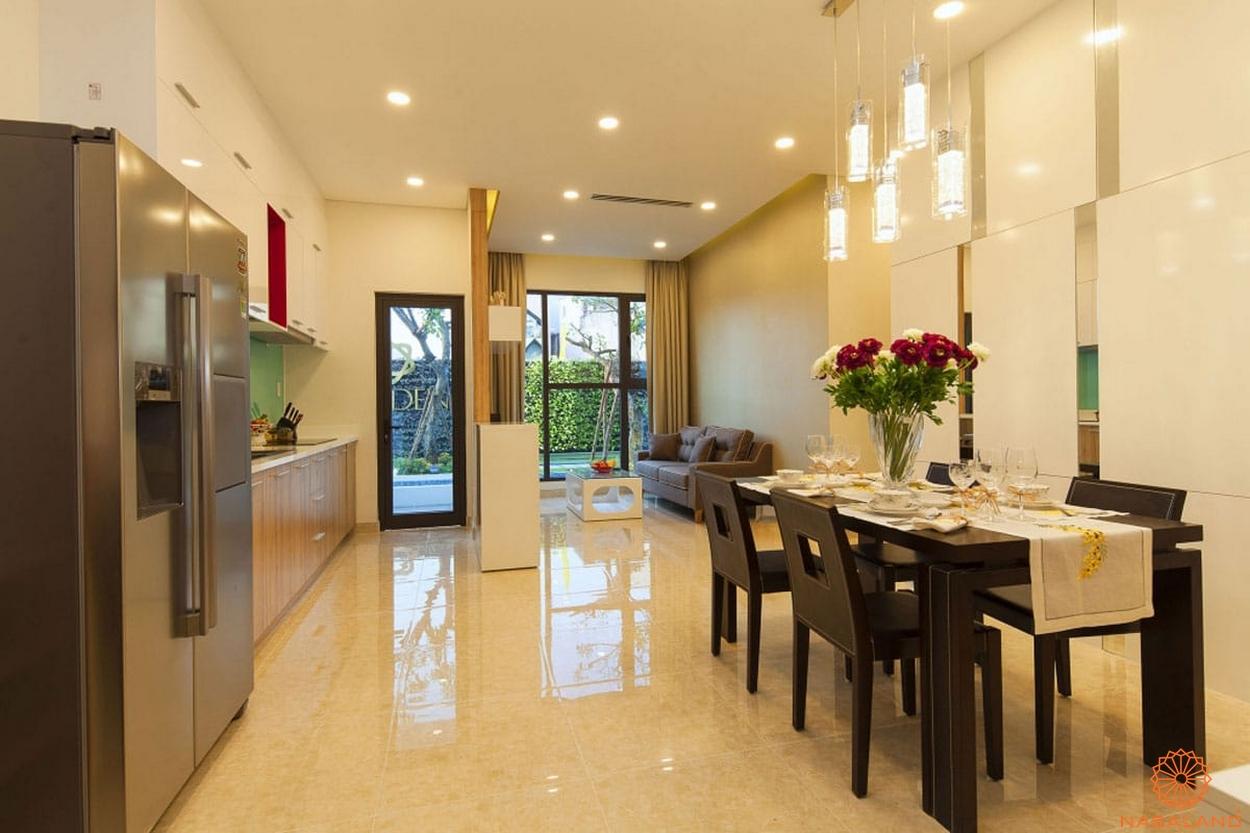 nội thất dự án Hưng Lộc Phát Complex