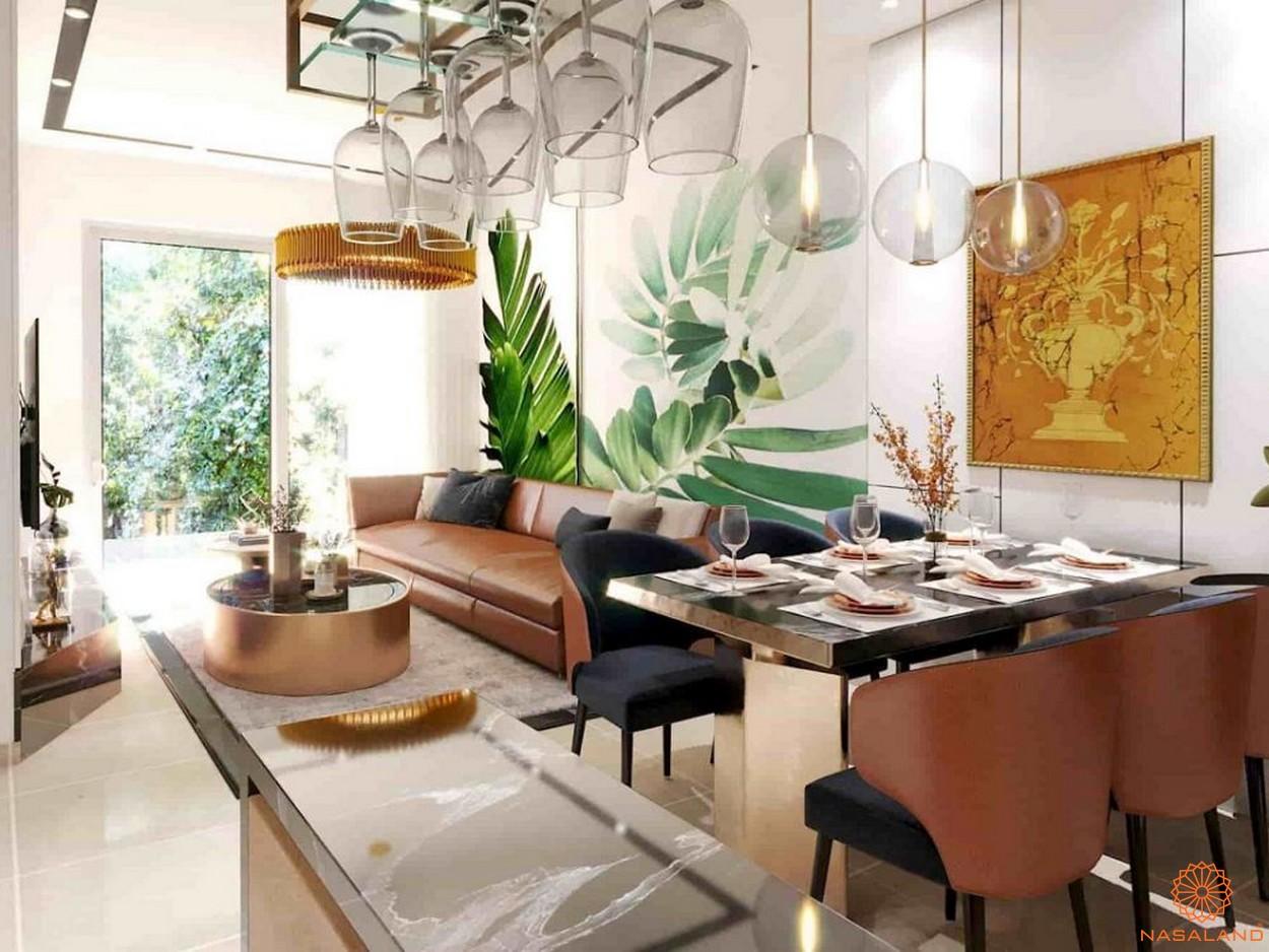 Nội thất dự án căn hộ chung cư Minh Quốc Plaza Bình Dương