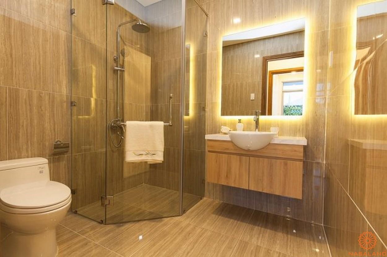 Nội thất WC dự án căn hộ The Golden Star quận 7