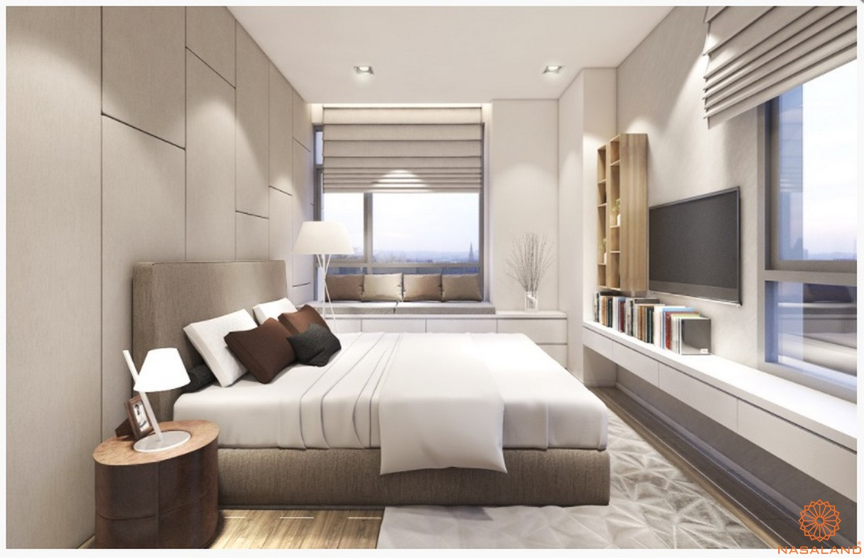 Nội thất căn hộ chung cư Central Premium