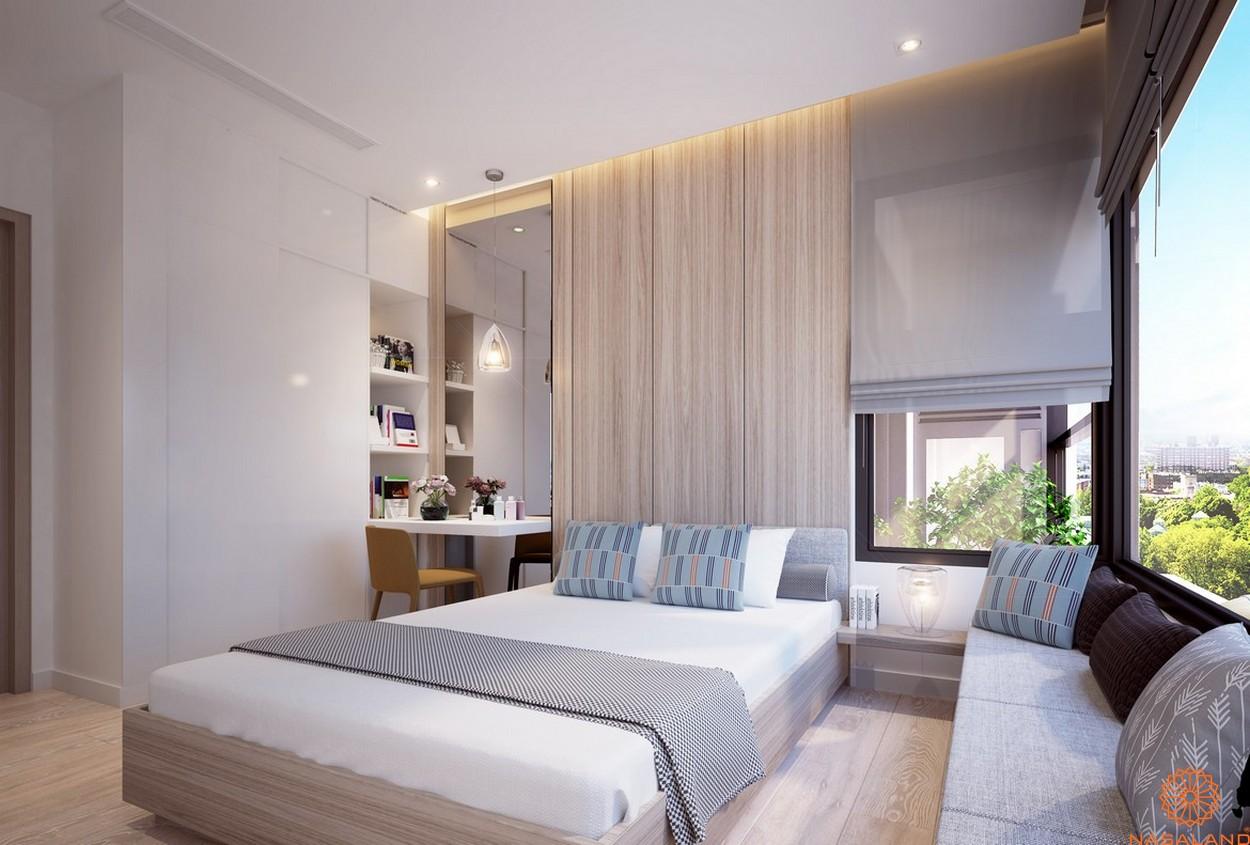 Nội thất dự án căn hộ Charm City