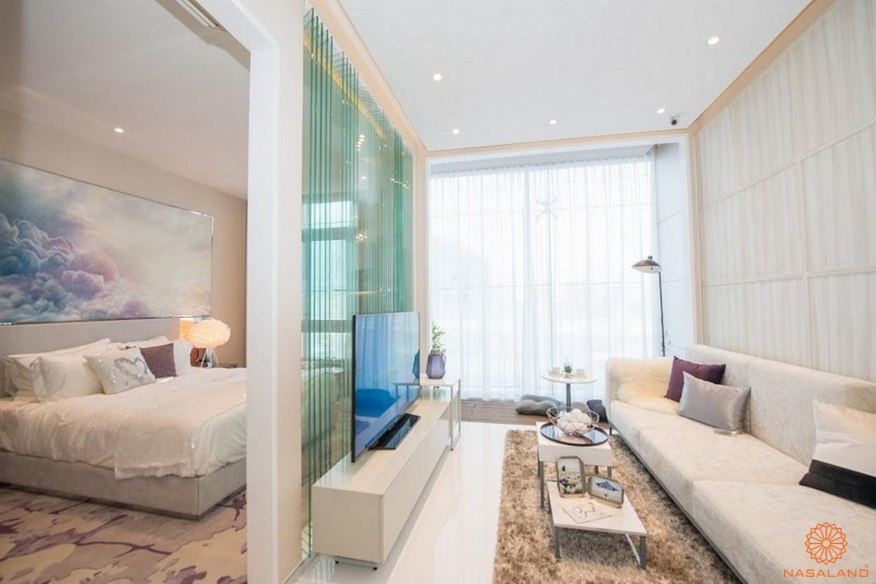 Thiết kế nội thất dự án căn hộ River City