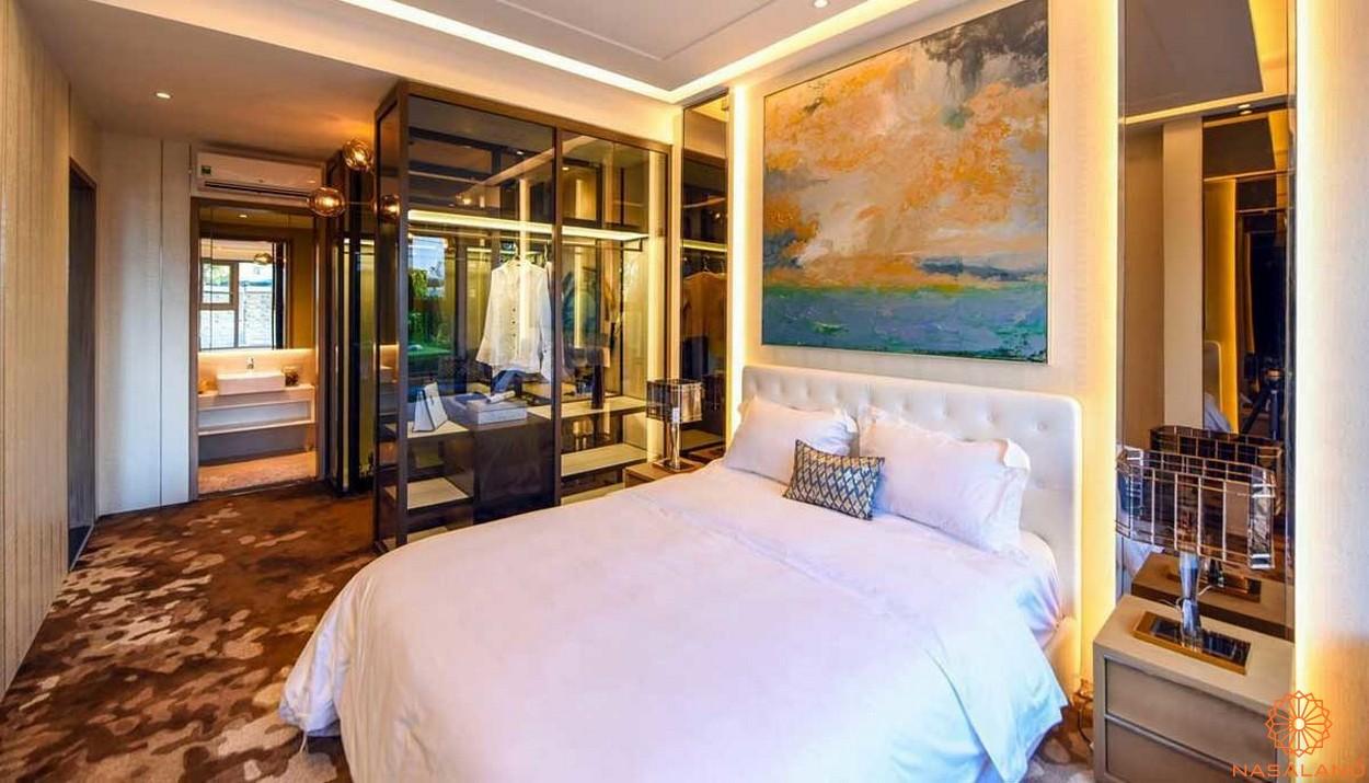Nội thất dự án căn hộ Royal Park Riverside phòng ngủ