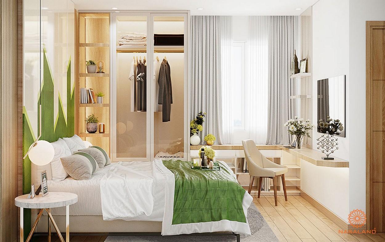 Nội thất phòng ngủ căn hộ Picity