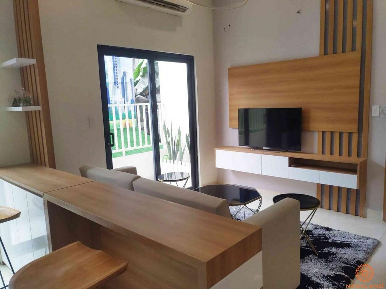 Nội thất căn hộ Tecco Homes Bình Dương