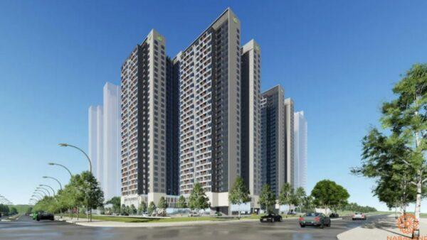 Phối cảnh dự án căn hộ Charm City