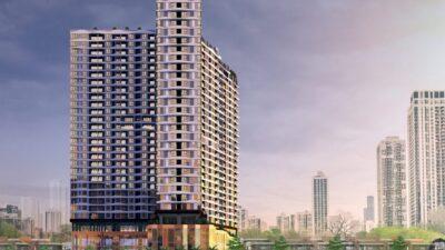 Hình ảnh phối cảnh căn hộ dự án D Homme