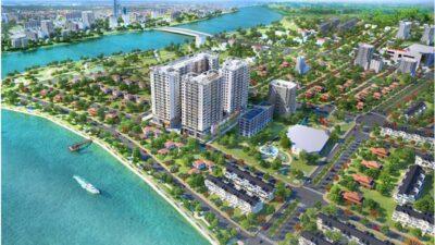 Phối cảnh tổng thể dự án căn hộ Florita quận 7