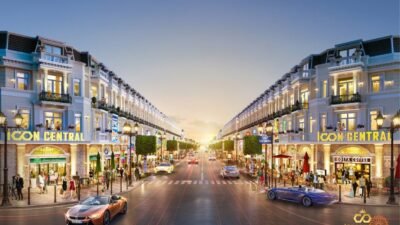 Phối cảnh dự án căn hộ Icon Plaza Bình Dương