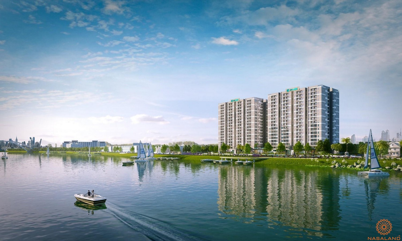 Phối cảnh dự án căn hộ Jamona Eco quận 8