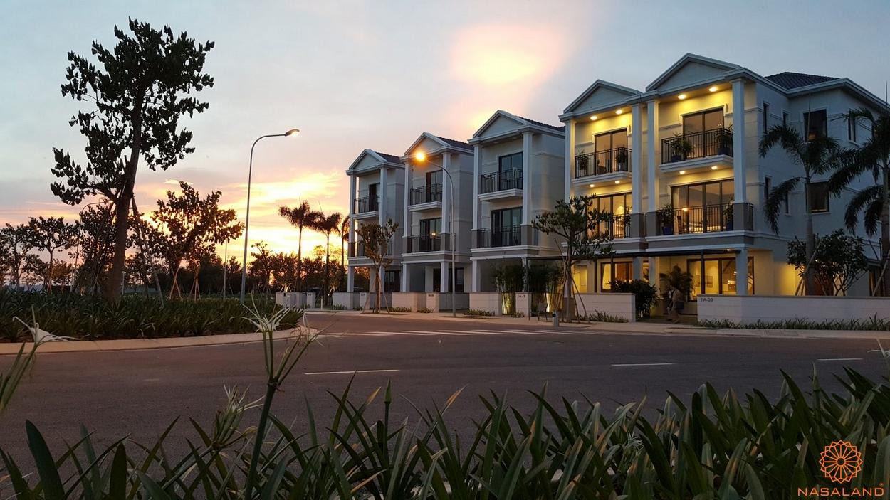 Nine South Estates Nhà Bè biệt thự ven sông