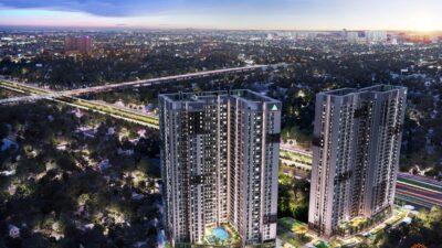 Phối cảnh dự án căn hộ Opal Avenue Bình Dương