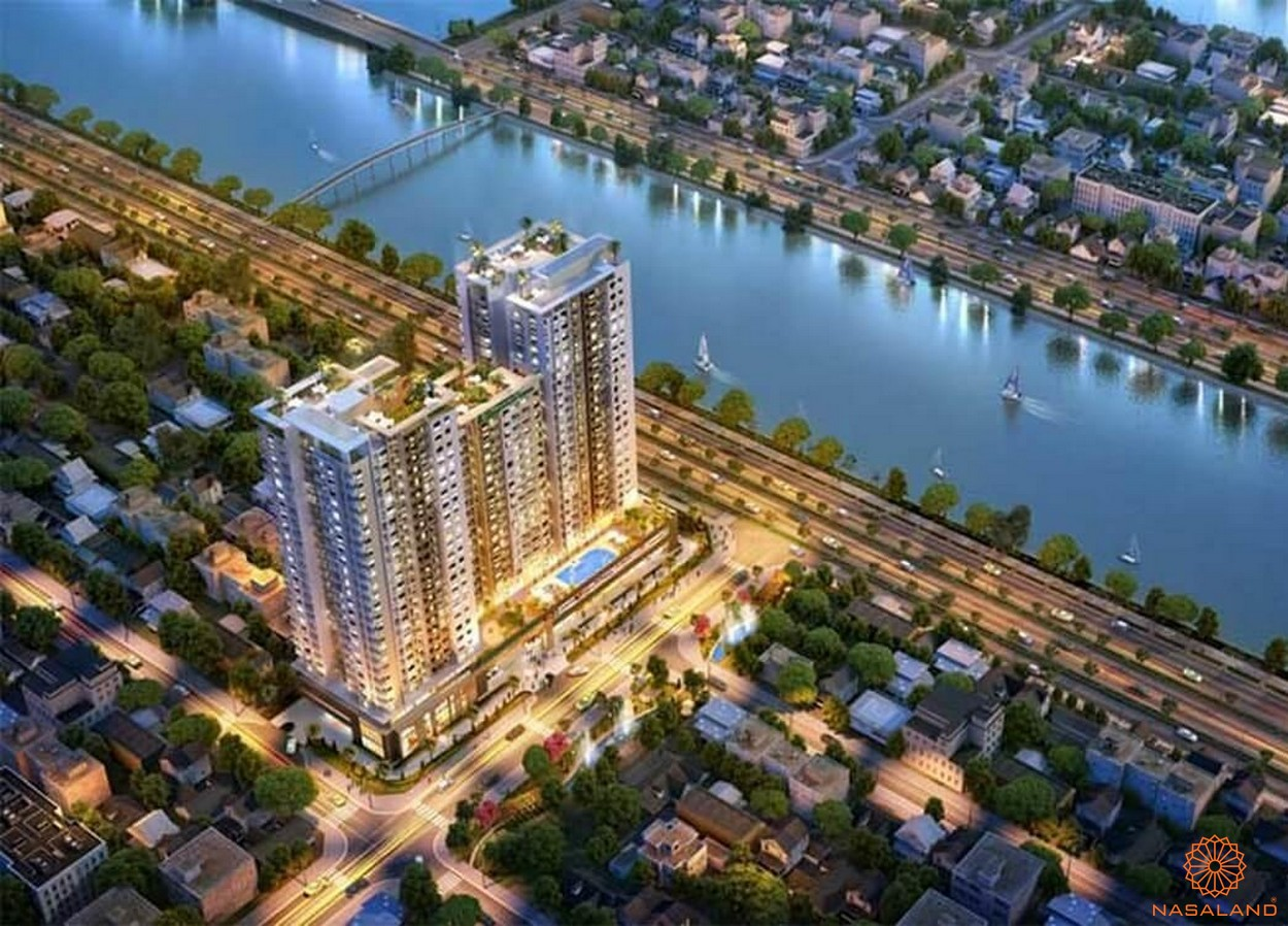 Phối cảnh dự án căn hộ TNR Viva Panorama quận 7