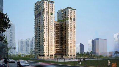 Phối cảnh dự án căn hộ The Golden Star quận 7
