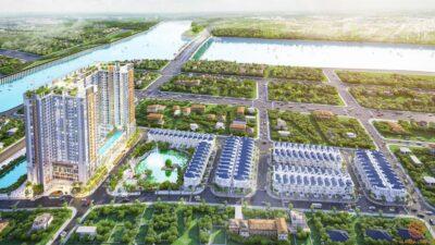 Phối cảnh dự án căn hộ Green Stay Sky Garden
