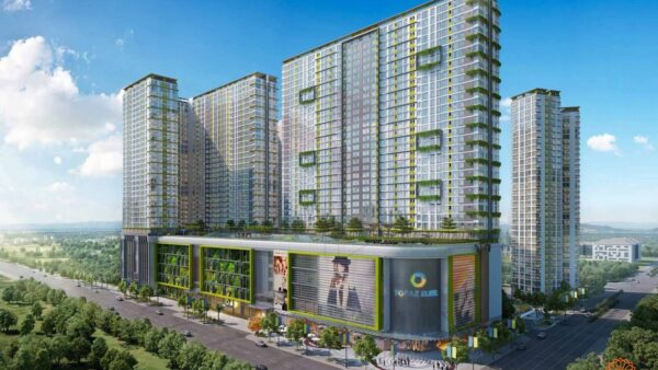 Phối cảnh dự án căn hộ Topaz Elite quận 8