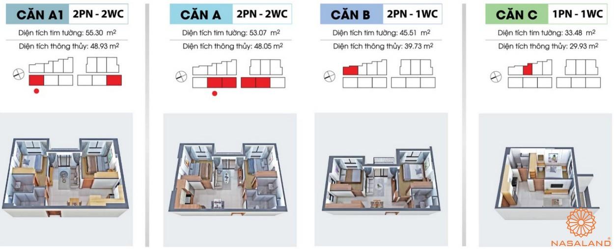 Thiết kế dự án căn hộ Bcons Bee Bình Dương