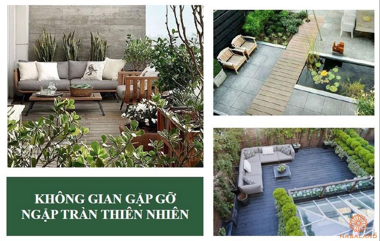 Thiết kế căn hộ Cộng Hòa Garden