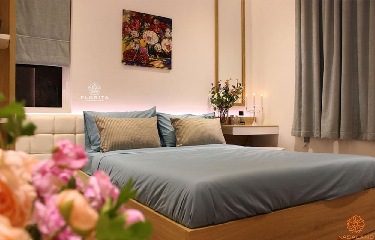 Thiết kế dự án căn hộ Florita quận 7 phòng ngủ