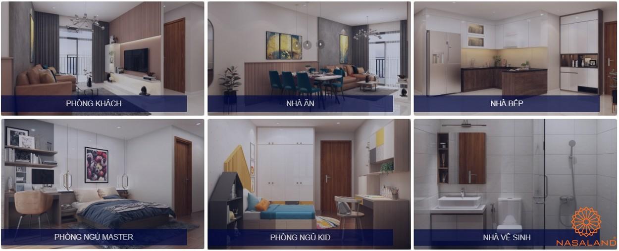 Thiết kế dự án căn hộ chung cư Minh Quốc Plaza Bình Dương