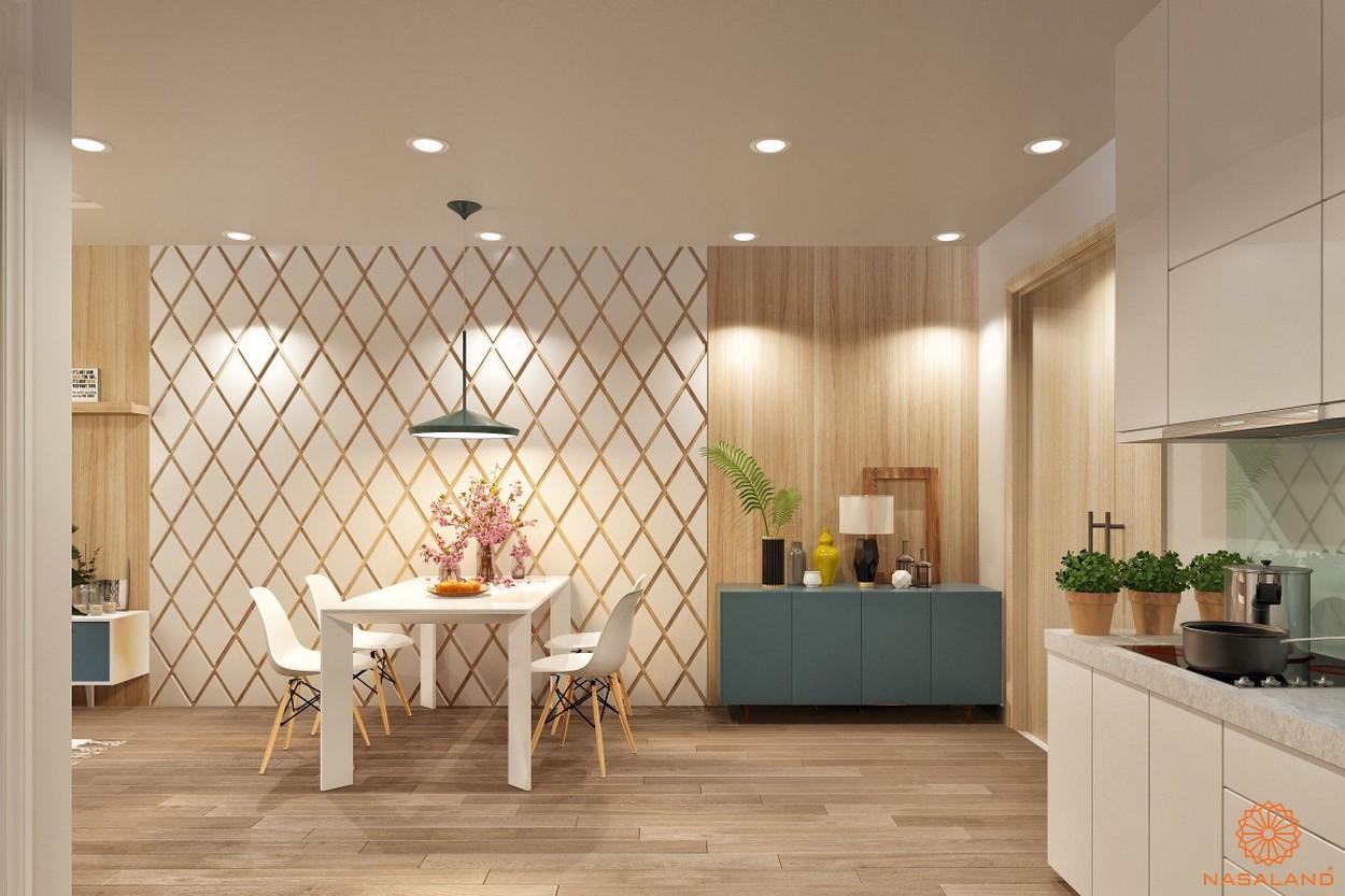 Thiết kế dự án căn hộ Topaz Elite quận 8