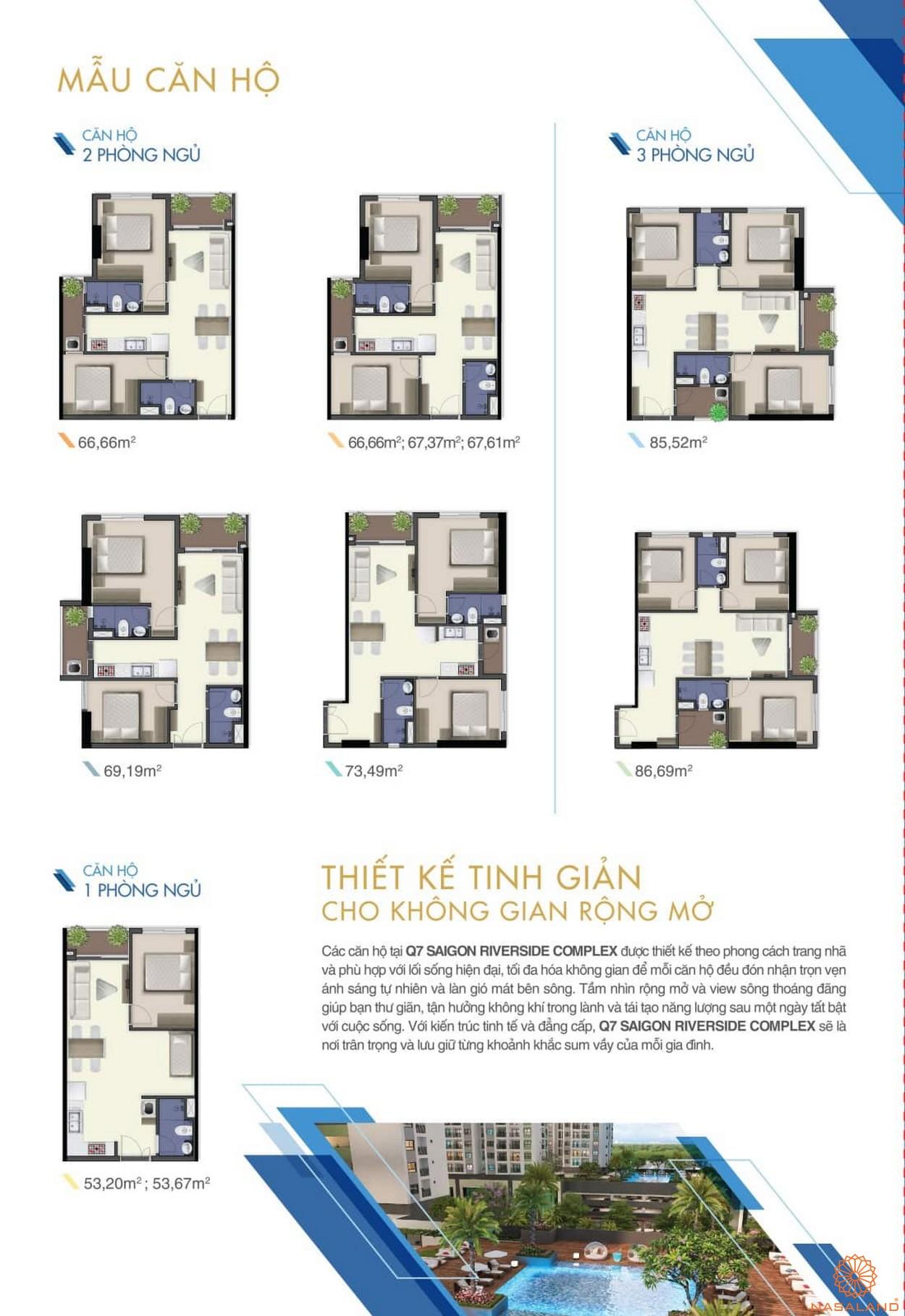 Thiết kế dự án căn hộ Universe Complex Bình Tân