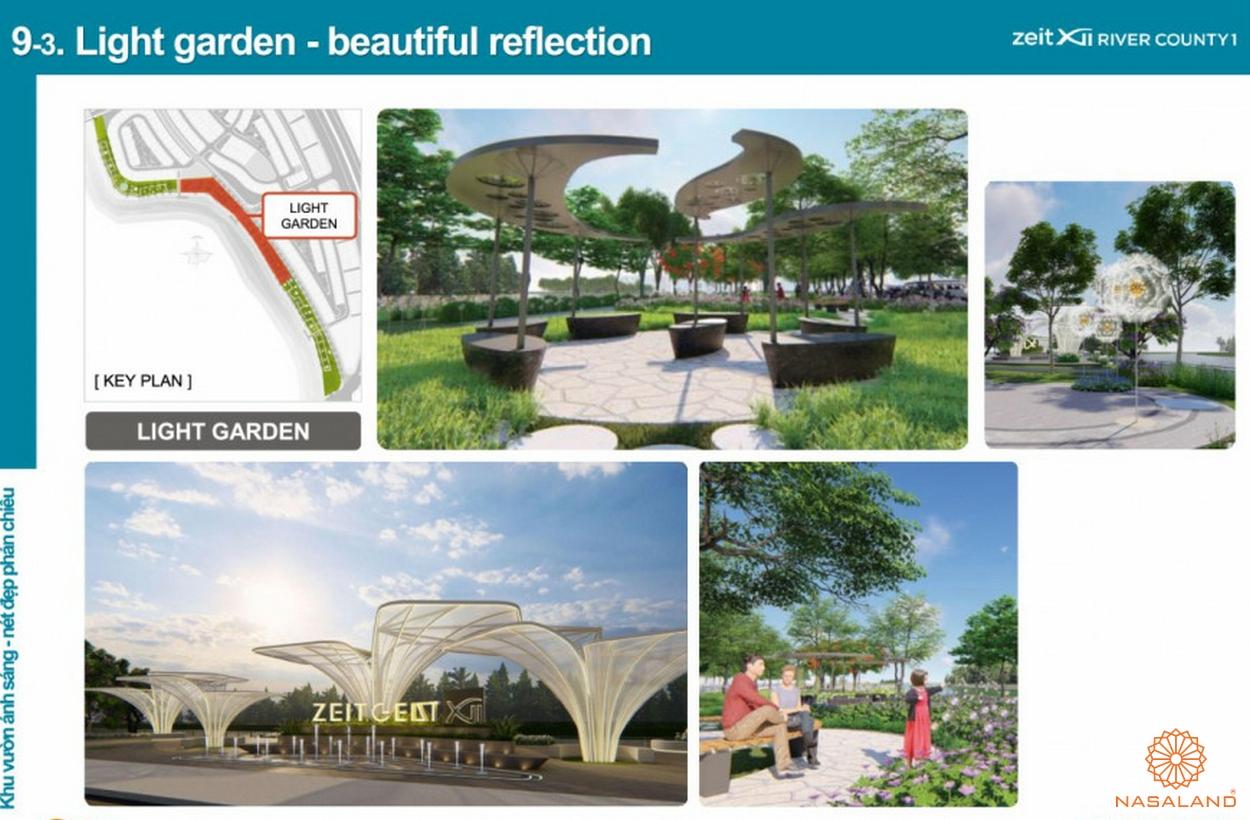 Thiết kế Wild Garden ZeitGeist Nhà Bè