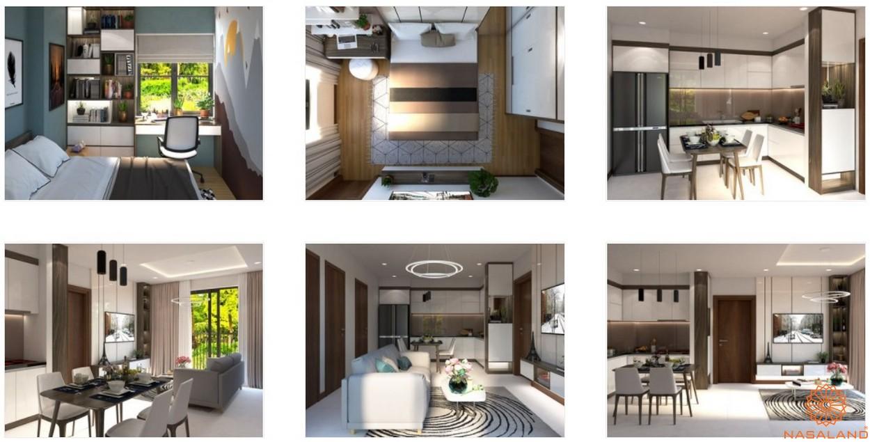 Thiết kế dự án căn hộ Bcons Suối Tiên