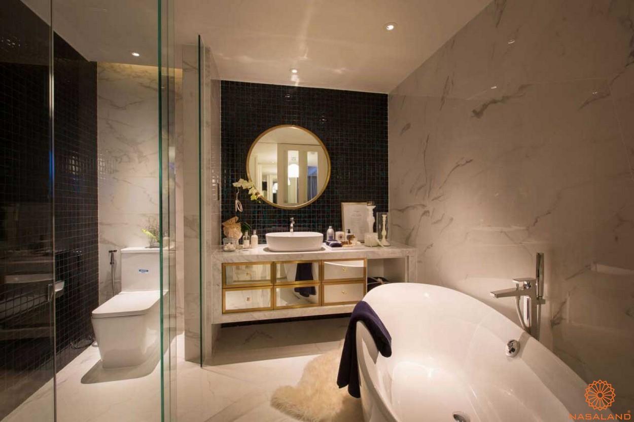 Thiết kế WC căn hộ Icon Plaza Bình Dương