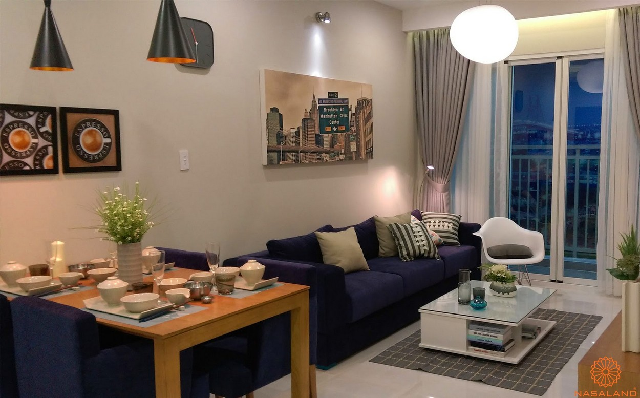 Thiết kế dự án căn hộ Jamona City quận 7