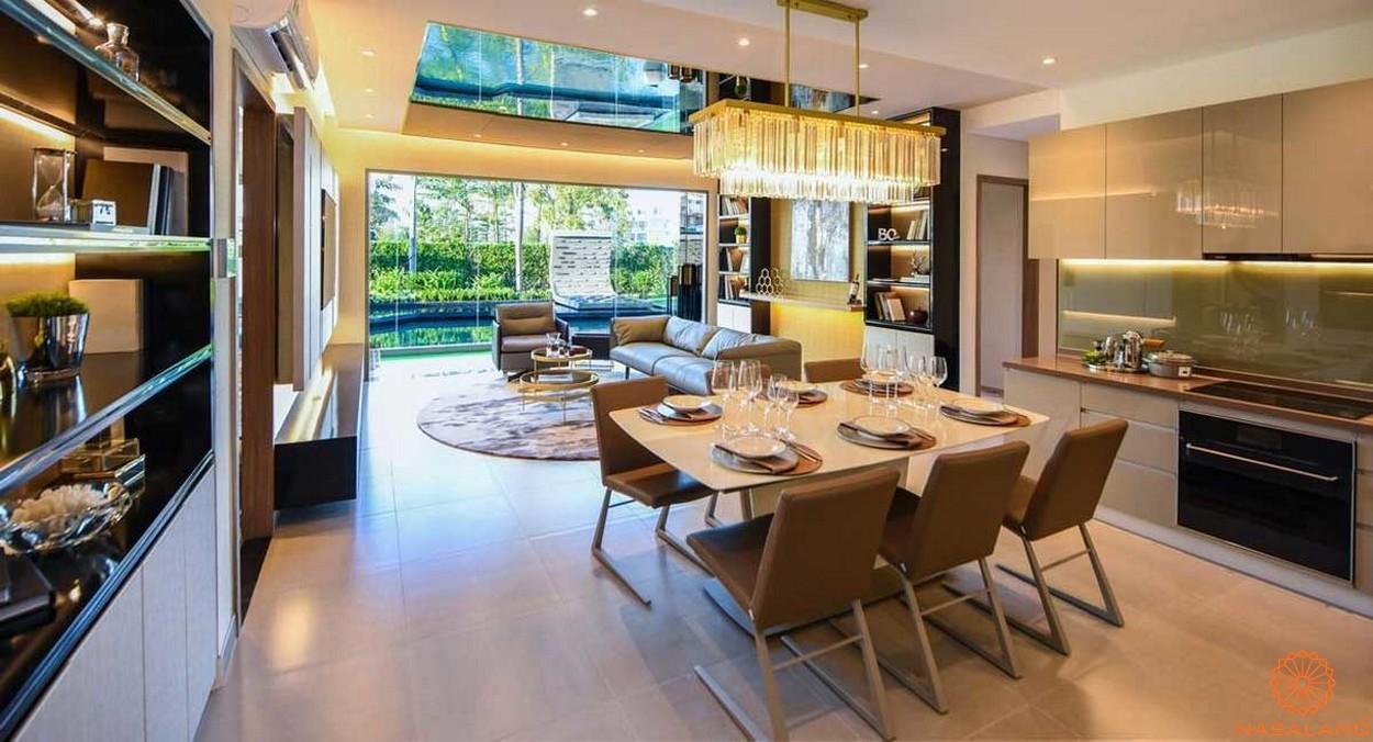 Thiết kế dự án căn hộ Royal Park Riverside