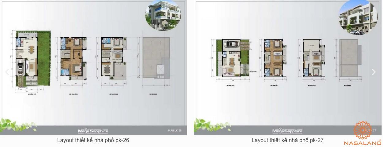 Thiết kế nhà phố 26, 27