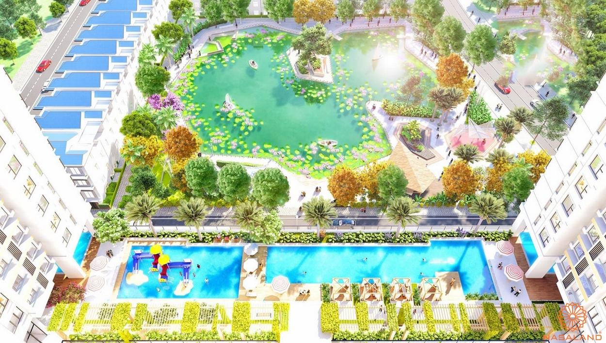 Hưng Lộc Phát Complex tiện ích dự án